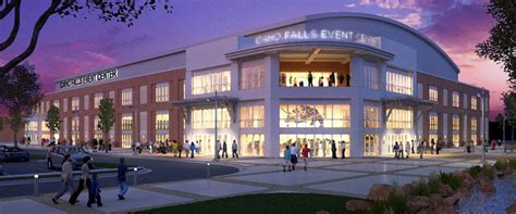 bizmojo idaho event center board busy the - Idaho Falls Entertainment