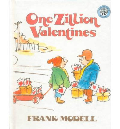 one zillion valentines one zillion valentines frank modell frank modell