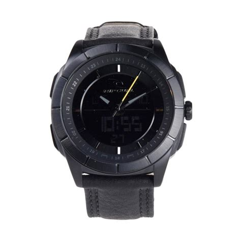 Jam Tangan Rip Curl Bronx Leather jual rip curl digi leather midnight jam tangan pria a2947 4029 harga