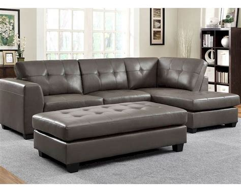 sectional sofa set springer by homelegance el 9688gy set