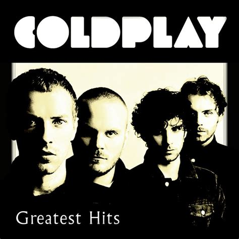 Coldplay Hits | coldplay greatest hits redesigned album covers from