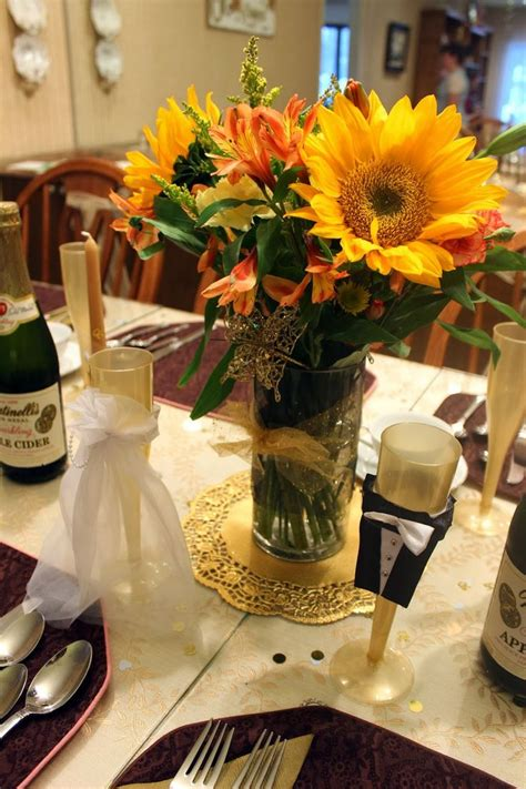 themes anniversary party 50th anniversary party gold decor party ideas