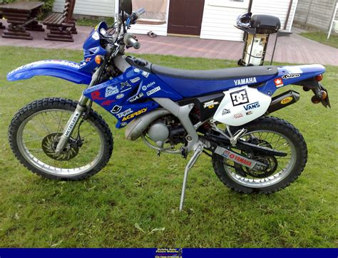 Yamha R 2004 2004 yamaha dt 50 r photos informations articles bikes