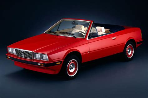 Maserati Biturbo Spyder 1984 1991 Specifications