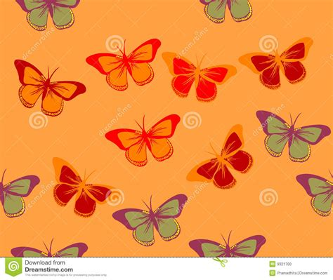 butterfly pattern in c butterfly pattern stock photo image 9321700
