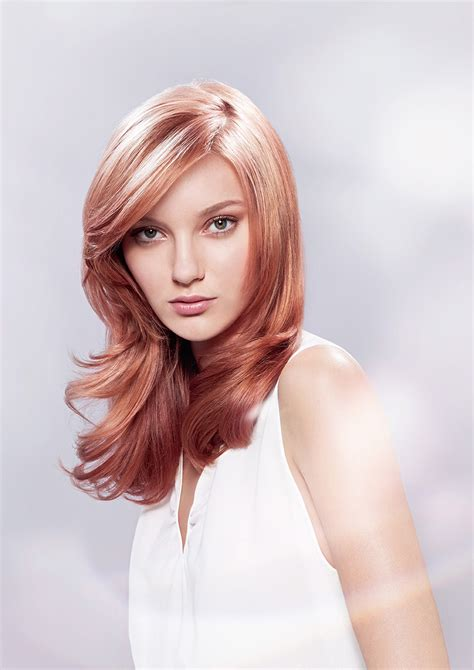 treading hair colour 2015 redheads hair trends 2015