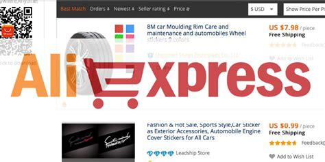 alibaba or aliexpress success of car part trade through alibaba aliexpress