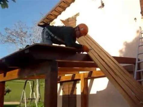 tettoia lamellare edil green marche costruzione tettoia legno lamellare