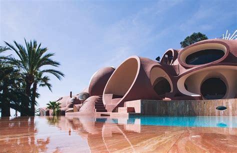 Home Design Architect Near Me pierre cardin s bubble palace near cannes goes on sale