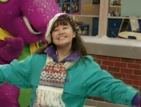 Barney And The Backyard Gang Cast Where Are They Now Image Lucimg Jpg Barney Wiki Fandom Powered By Wikia