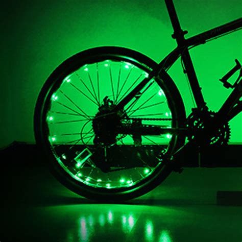 Motorcycle Wheel Lights by Intelligent Bicycle Wheel Light Bike Cycling Lights