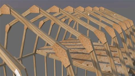 shed truss plans shed roof shed roof construction