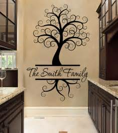 Custom Wall Mural Decals Family Tree Wall Decal