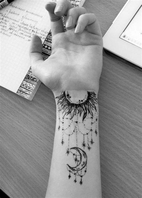 badass tattoo design intricate arm moon with designs moon tattoos