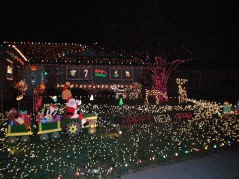 roseville christmas lights boise