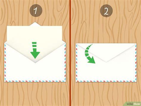sending a letter 2 3 formas de enviar una carta wikihow 1620
