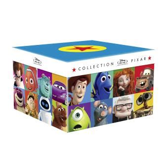 Jan Dara Box Set coffret collection pixar l anthologie de 13 edition limit 233 e fnac