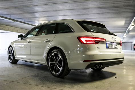 Audi A4 Heckklappe Lackieren Kosten by Der Audi A4 Avant Ist K 252 Rzer Als Die Audi A4 Limousine
