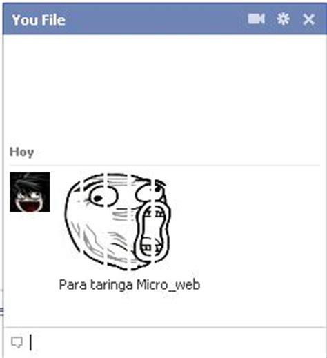 Memes Facebook Chat - meme okay para chat de facebook grande image memes at