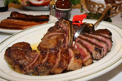 best steak houses nyc wolfgang s steakhouse restaurant in new york nybeststeak com