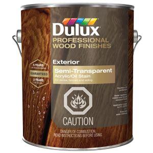 dulux dulux pwf semi transparent acrylicoil stain