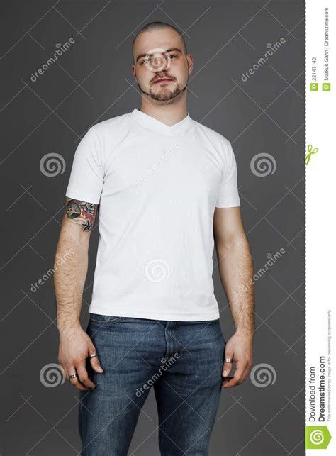 hombre con cerdas hombre con la barba foto de archivo imagen 22147140