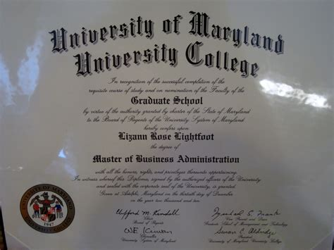 Of Maryland Mba Curriculum by Masters Program Masters Program Umuc