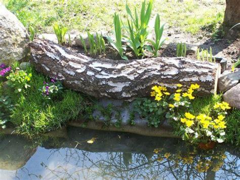 Gartendeko Mit Altem Holz by 30 Kreative Ideen F 252 R Selbstgemachte Gartendeko Archzine Net