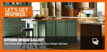 Home Depot Kitchen Design Gallery Kitchen Ideas Amp How To Guides At The Home Depot