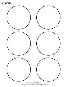 Circles Template by Circle Templates Blank Shape Templates Free Printable Pdf