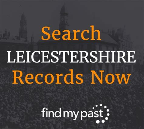 Leicester Records Leicestershire Records Trace Ancestors Findmypast