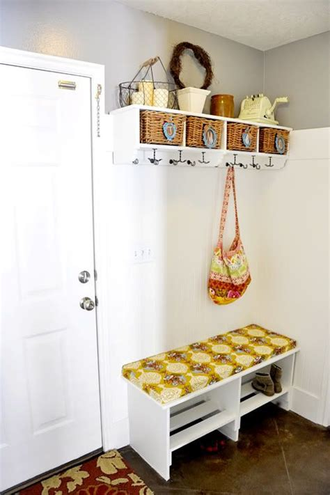 Door Back Hanger By Guess mud room everyone has their own basket drawer
