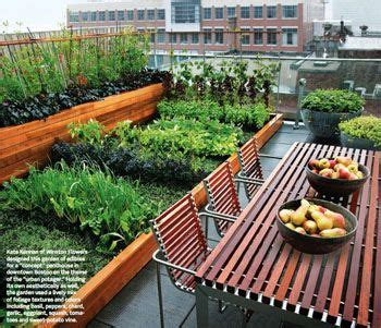 Just Two Fabulous Roof Gardens by 25 Best Ideas About Rooftop Gardens On In