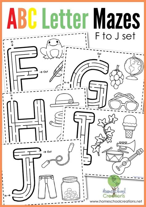 printable alphabet maze 25 best ideas about mazes for kids on pinterest kids