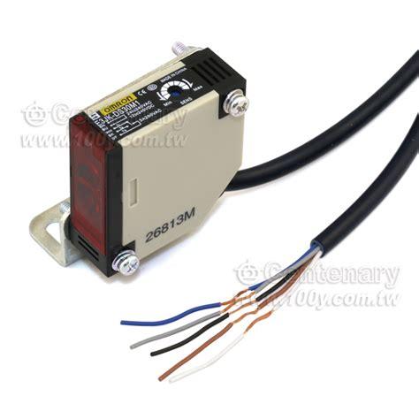 Photo Sensor E3jk Tr12 Omron Original 勝特力電子零件材料 gt e3jk ds30m1 2m 擴散反射型光電開關 omron