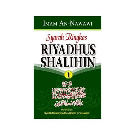 Syarah Riyadhush Shalihin 5 Jilid buku syarah ringkas riyadhus shalihin jilid 2