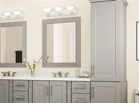 Modern Bathroom Linen Cabinets by Linen Cabinets Products Villa Bath Cabinets By Rsi