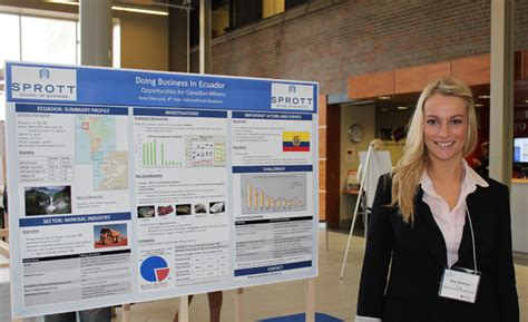 Carleton Mba Requirements by Students Present Business Opportunities For Canada In