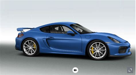Porsche Konfig by Porsche You Got Me Gt4 Config Rennlist Discussion Forums