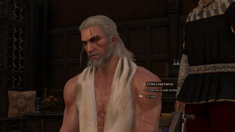 witcher 3 hairstyles and beard dlc the witcher 3 guide on all hair beard styles and where to