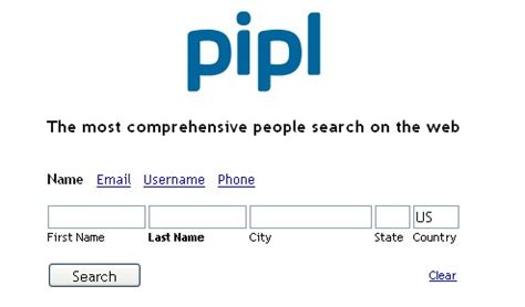 Pipl Search Engine Five Best Search Engines Lifehacker Australia