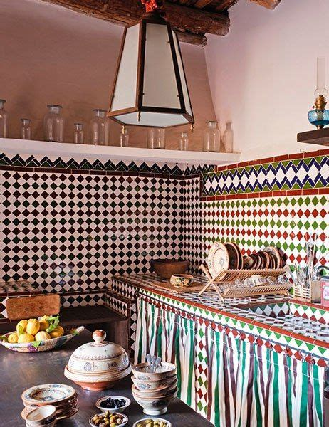 799 Best Moroccan Design Images On Pinterest Moroccan Moroccan Kitchen Design