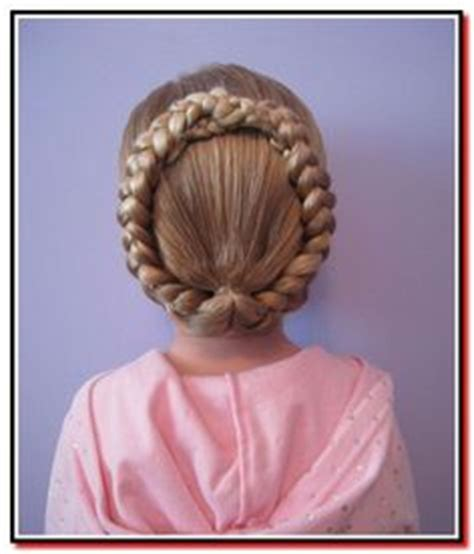 hairstyles for age 11 knotted braid braid headband and braid headband tutorial