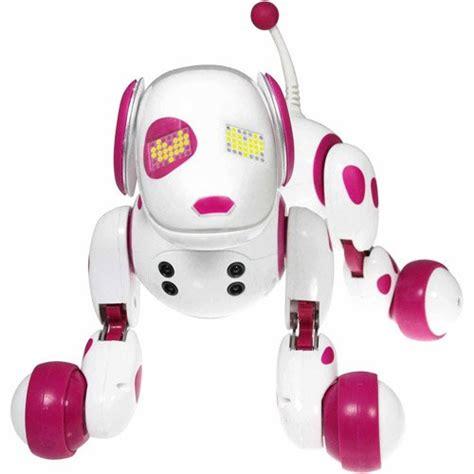 zoomer puppy zoomie zoomer robot zoomer s pink new friend ltd stock