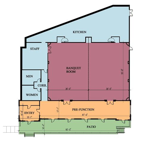 venue floor plan wedding ceremony and reception floorplans excelsior