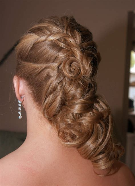 Formal Hairstyles Up Styles | half up half down prom hairstyles beautiful hairstyles