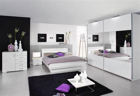schlafzimmer komplett hochglanz weiss tassilo komplettes schlafzimmer ii wei 223 hochglanz
