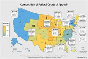 united states court of appeals map judicialnominations org