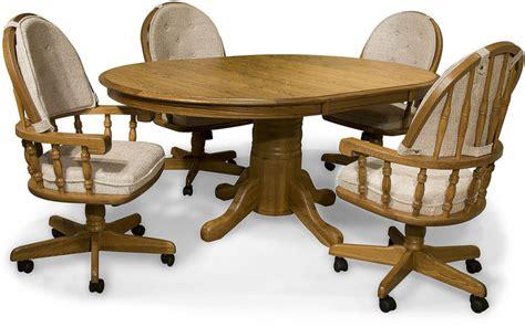 Jcpenney Table Ls Sale by Jcpenney Asstd National Brand Oakmont 48 Pedestal 5 Pc