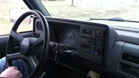 Galerry 1998 chevy c1500 pick up